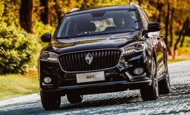 В Российской Федерации будут торговать автомобили возрожденной марки Borgward