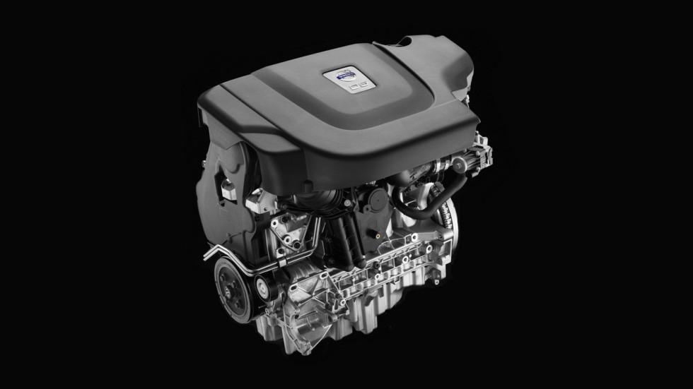 Под капотом Volvo S80 D5 '2009–11