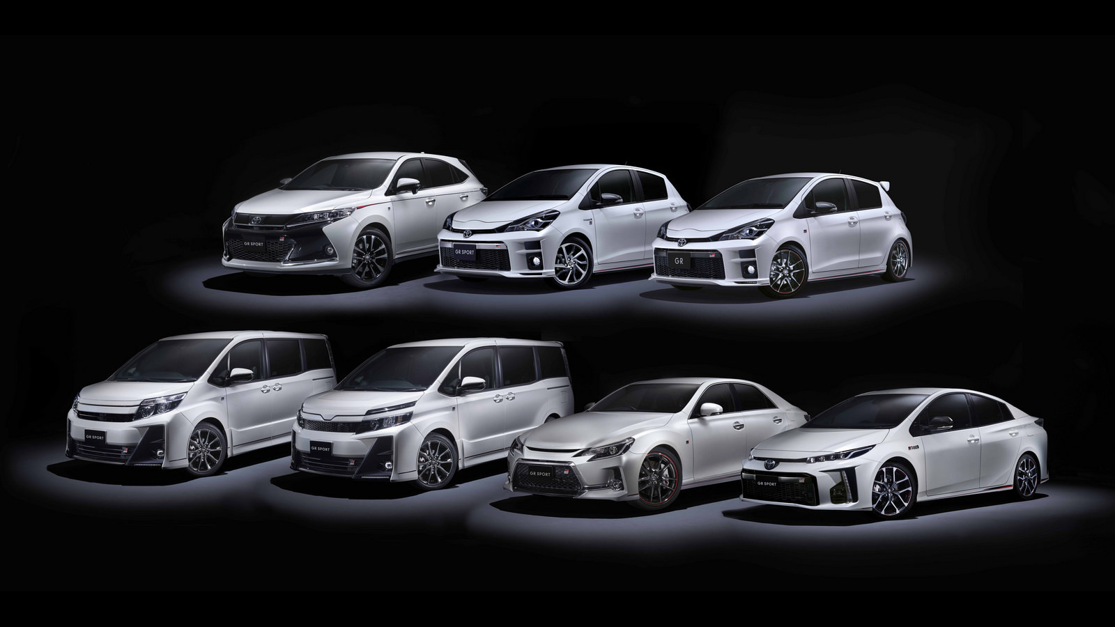 Автомобили бренда Тойота предлагают в новейшей спортсерииGR
