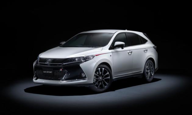 Тойота предлагает свои автомобили в новейшей спортивной серииGR