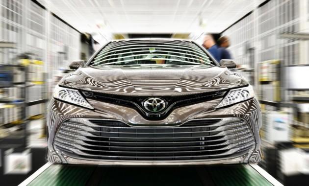 Тоёта признана самым дорогим автомобильным брендом