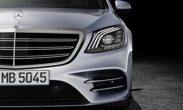 Стали известны детали оновом поколении Мерседес Бенс S-Class 2020