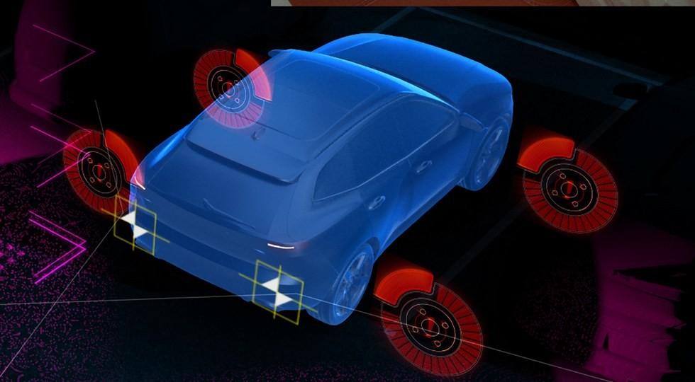 Вольво представила передовые системы безопасности кроссовера XC40