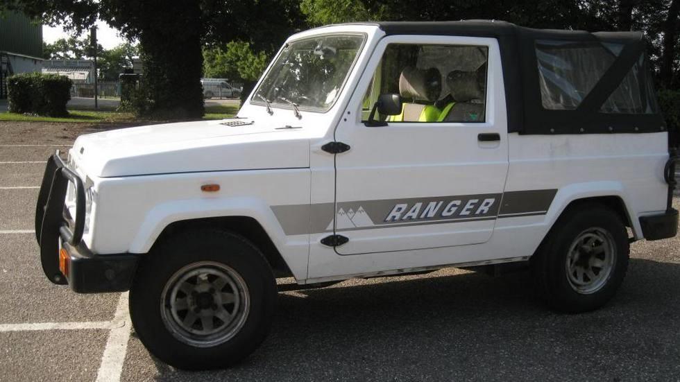 На фото: Ranger Convertible