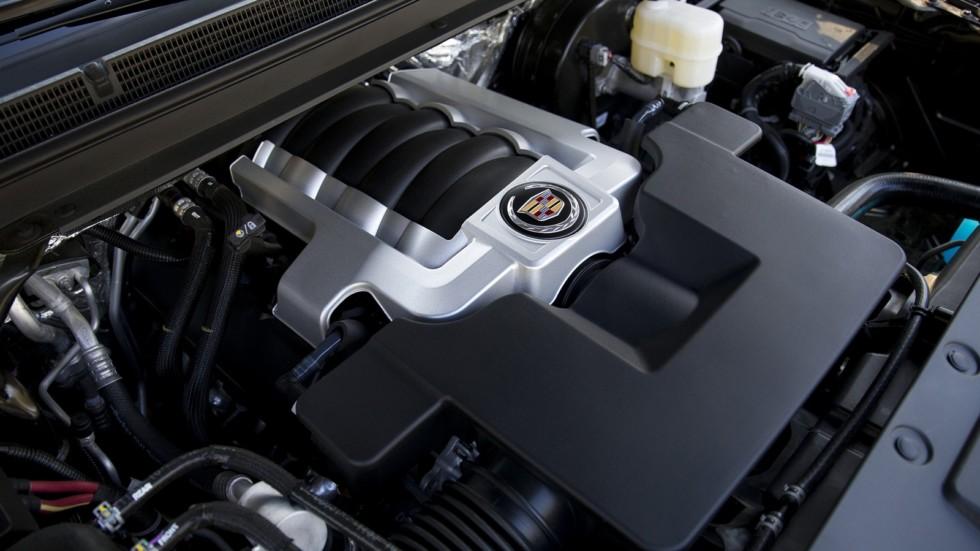 Под капотом Cadillac Escalade 2015–н.в.
