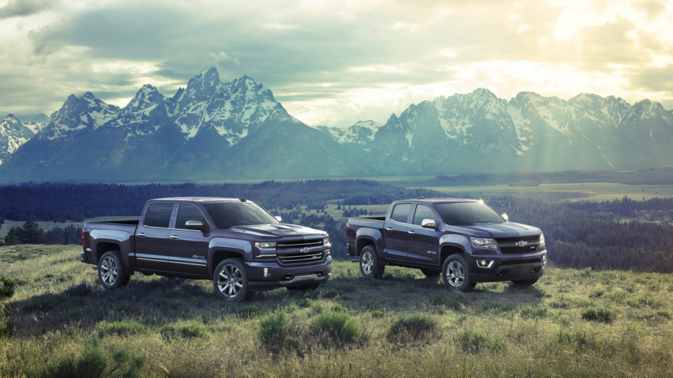 2018 Centennial Edition Silverado and Colorado - To commemorate