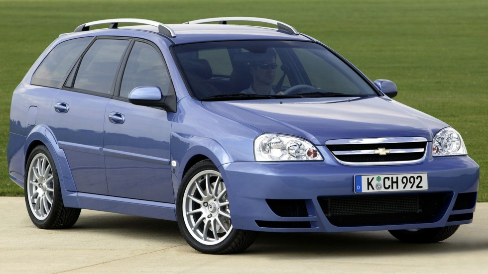 Chevrolet Lacetti Wagon WTCC R+ EU-spec '2006