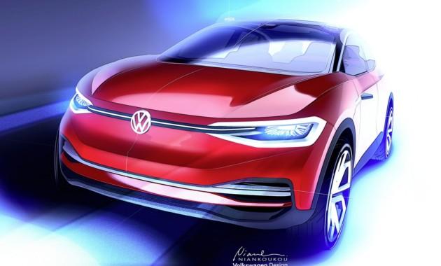 Новый кроссовер VW дебютирует наавтомобильном салоне вГермании