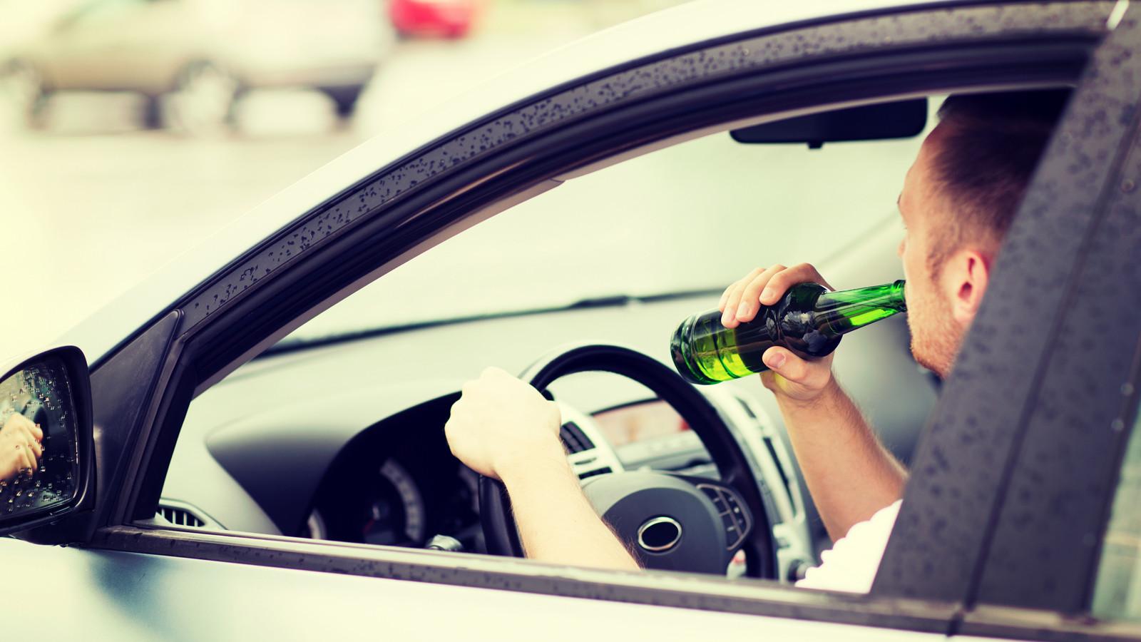 У нетрезвых русских водителей начнут отбирать машины
