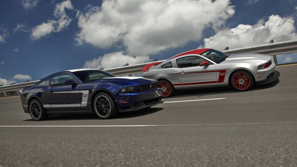 На фото: Ford Mustang '2003–14
