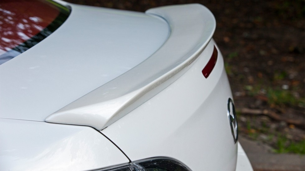 Дюймы и градусы: тюнинг Mazda 6
