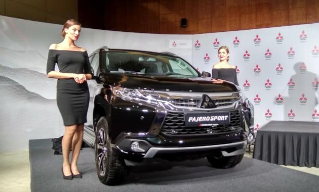 Мицубиши возобновляет производство джипа Pajero Sport назаводе вКалуге