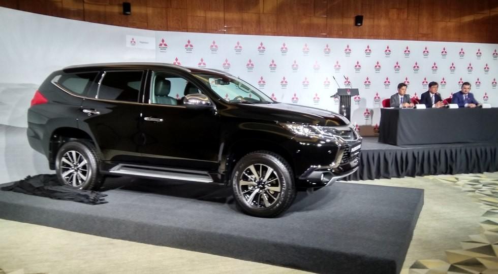 ВКалуге возобновят производство Mitsubishi Pajero Sport