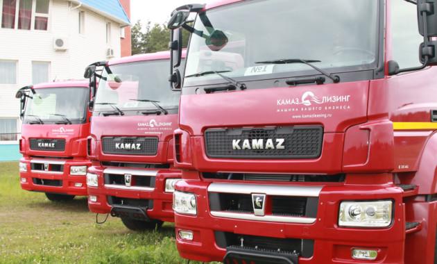 КАМАЗ планирует сделать легкие изотермические фургоны для X5 Retail Group