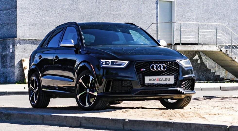 Тест-драйв Audi RS Q3