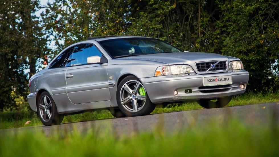 Главный викинг на районе: опыт владения Volvo C70 T5