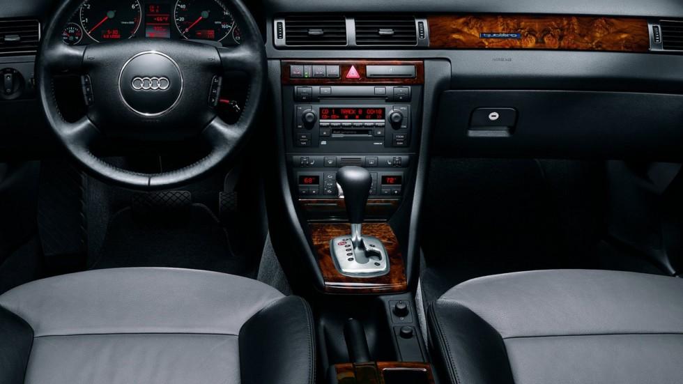 Интерьер Audi Allroad quattro North America (4B,C5) '2000–06