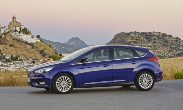 Первые Форд Focus нагазомоторном горючем сделают воВсеволожске данной осенью