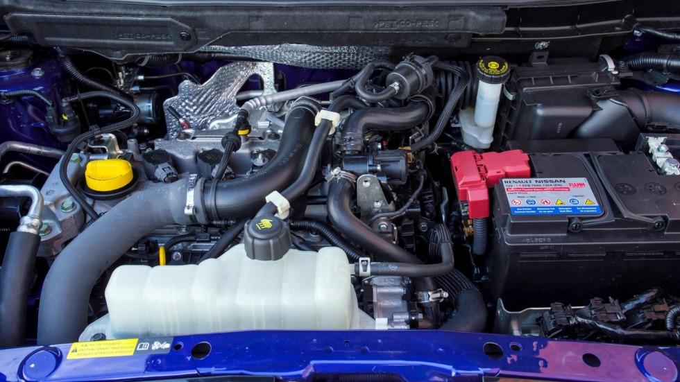 Под капотом Nissan Juke '2014–н.в.