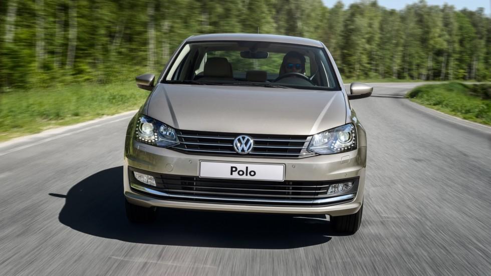 Volkswagen Polo Sedan (Typ 6C) '2015–н.в..