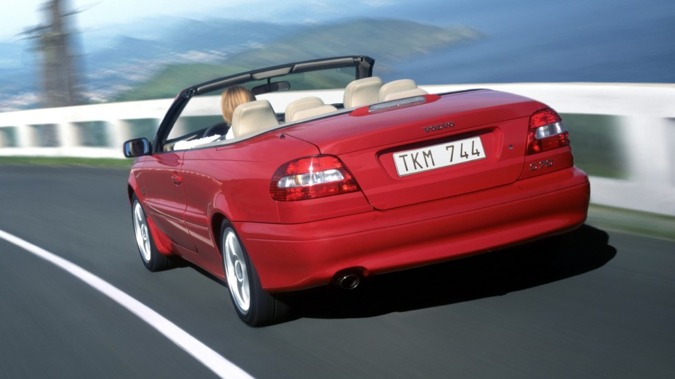 Volvo C70 Cabrio Worldwide '10.2002–10.2005