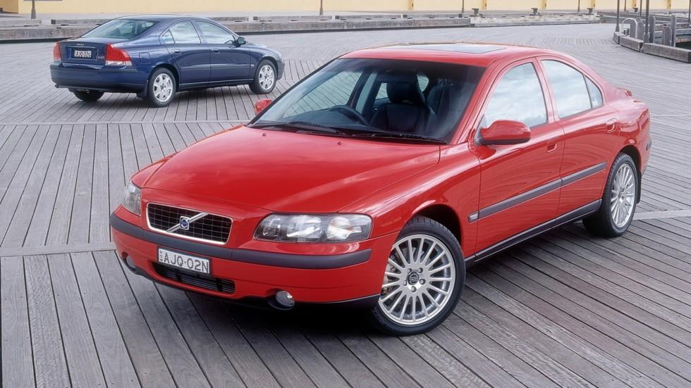 Volvo S60 '2000–09