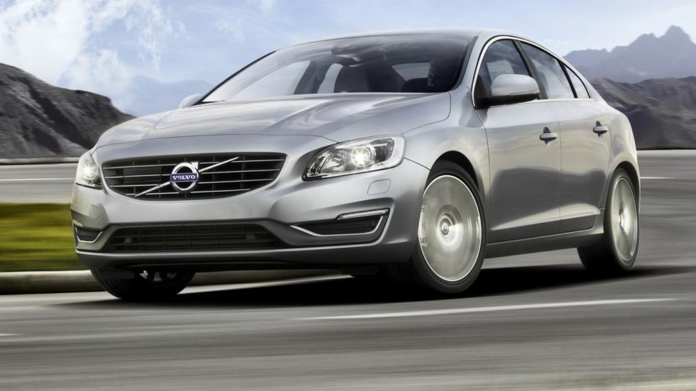 На фото: Volvo S60 '2013–н.в.