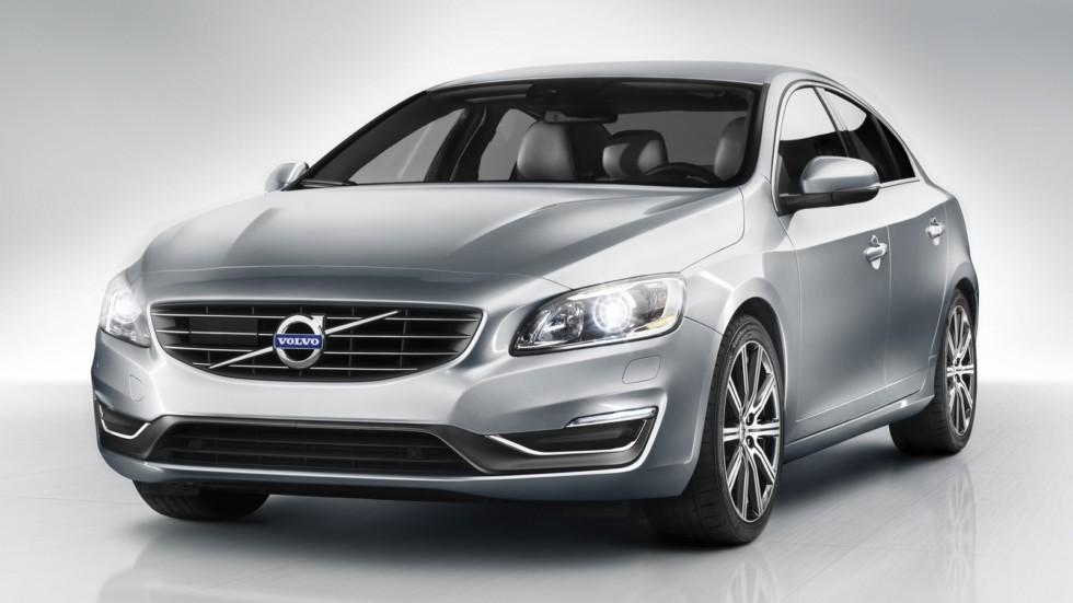 Volvo S60 '2013–н.в.ч