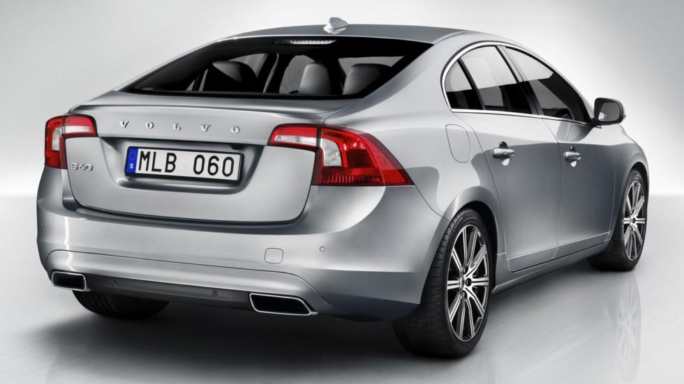 Volvo S60 '2013–н.в.с