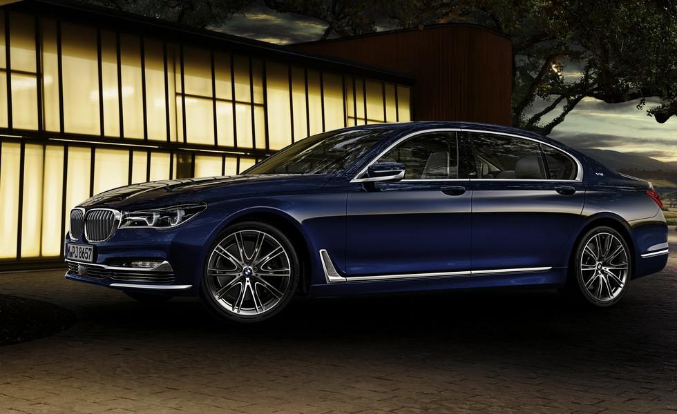"BMW 760Li xDrive V12 ""THE NEXT 100 YEARS"""