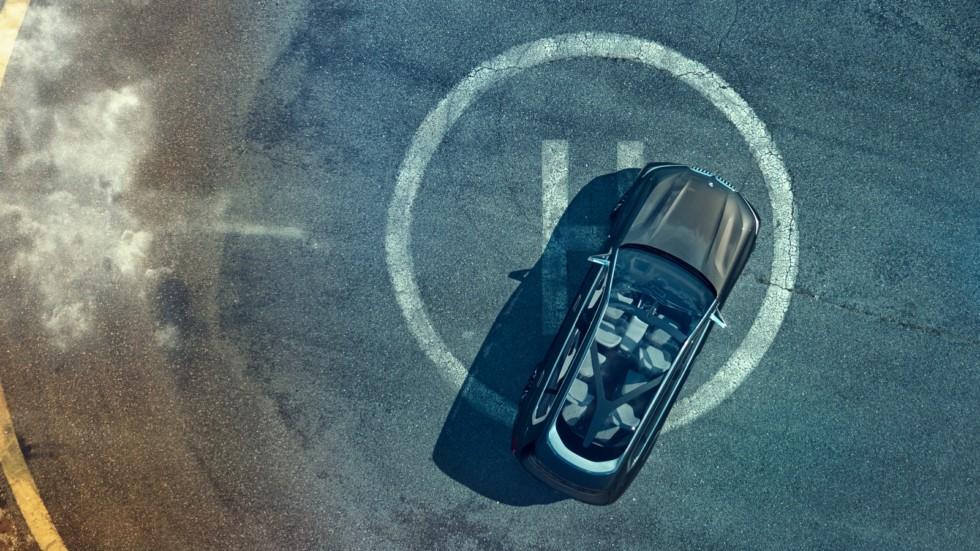 На фото: BMW Concept X7 iPerformance '2017