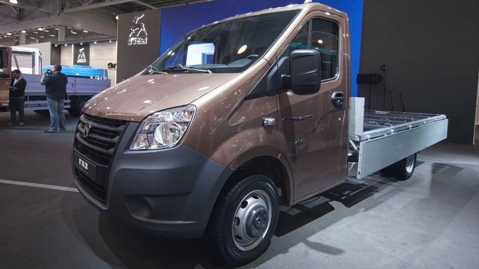 ГАЗ представил коммерческую технику на выставке во Вьетнаме
