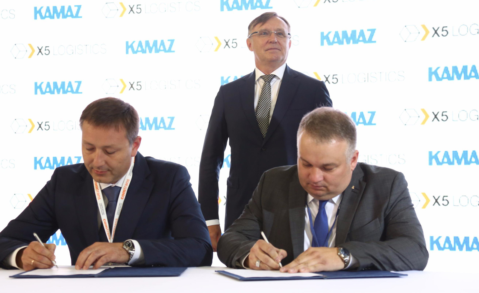 По заказу X5 Retail Group «КАМАЗ» разработает фургоны для ритейла