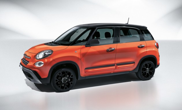 В Фиат хотят выпустить модель 500L вкросс-стиле для европейского рынка
