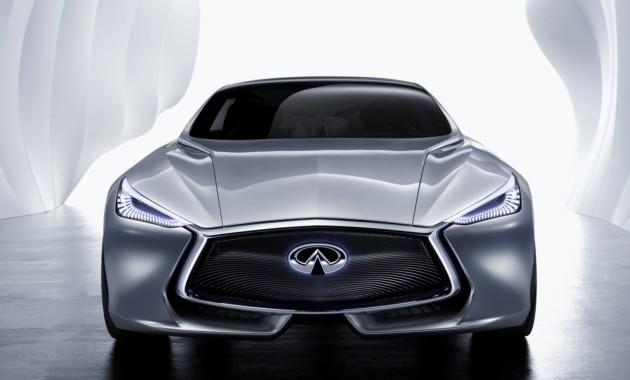 1-ый серийный электромобиль Инфинити дебютирует в 2019г
