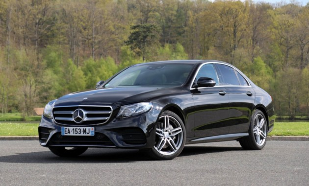 Benz отзывает в Российской Федерации 85 машин по различным причинам