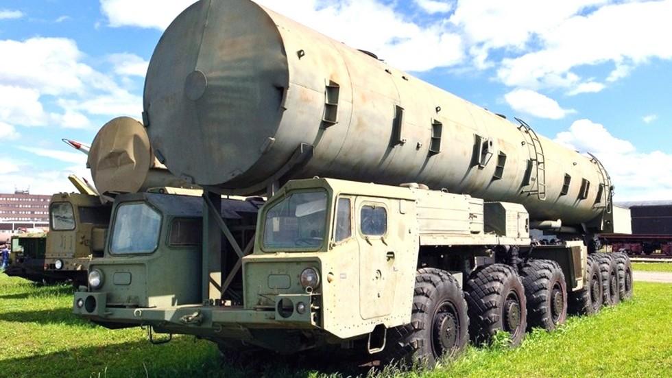 Сохранившаяся машина 15Т316 для сопровождения ракетных комплексов «Пионер» (фото М. Шелепенкова)