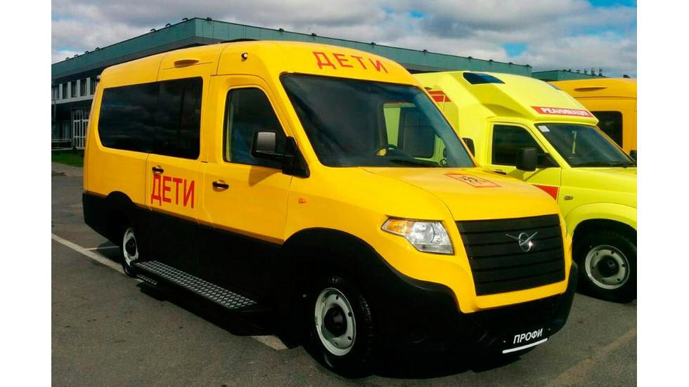 УАЗ заменит «Буханку» новым микроавтобусом набазе УАЗ Профи