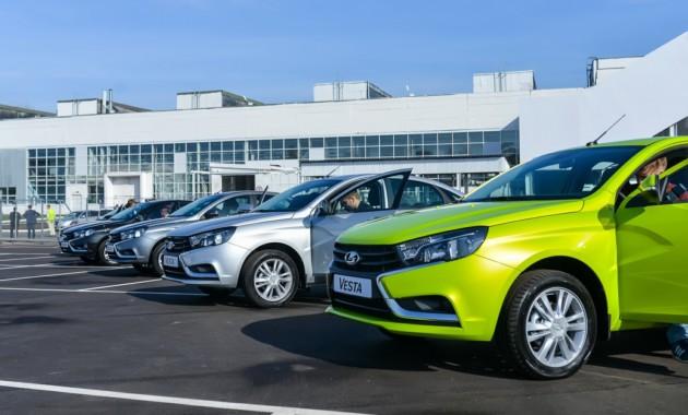 Автомобили марки Лада получат новые КПП