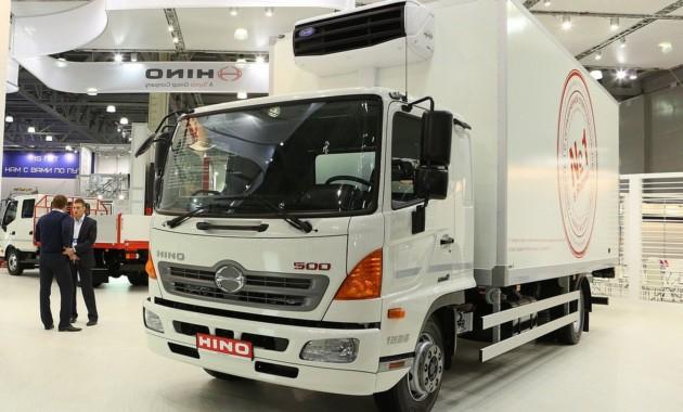 Японцы построят вПодмосковье завод посборке фургонов