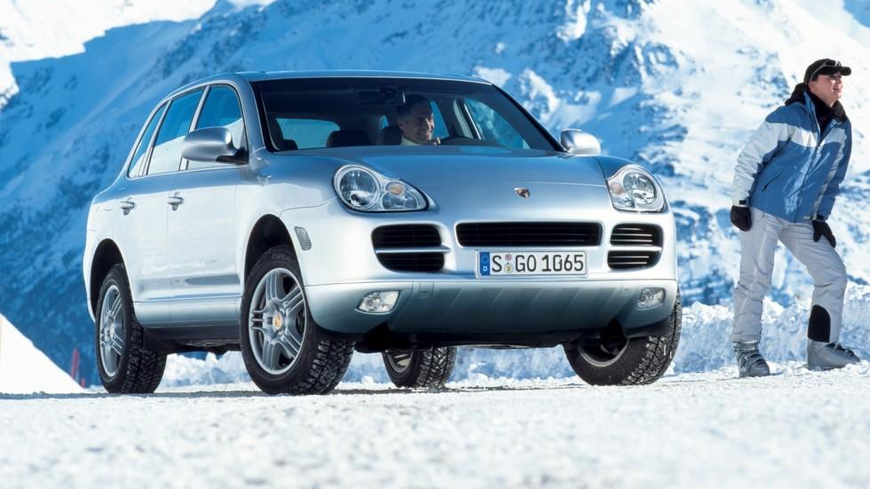 1Porsche Cayenne (955) '2003–07