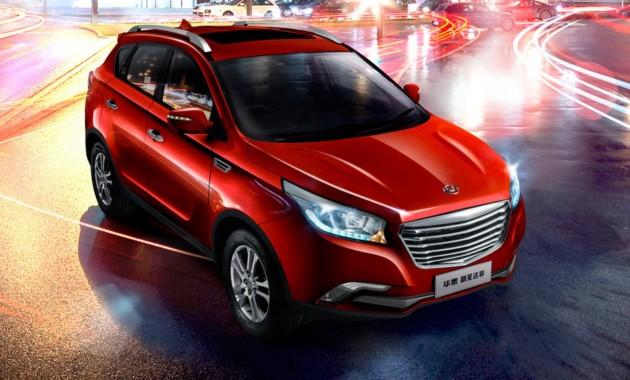 В Российской Федерации стартуют продажи китайской копии Хюндай ix35