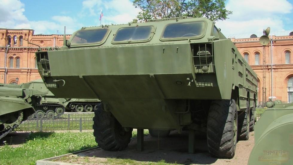 6БАЗ-5921