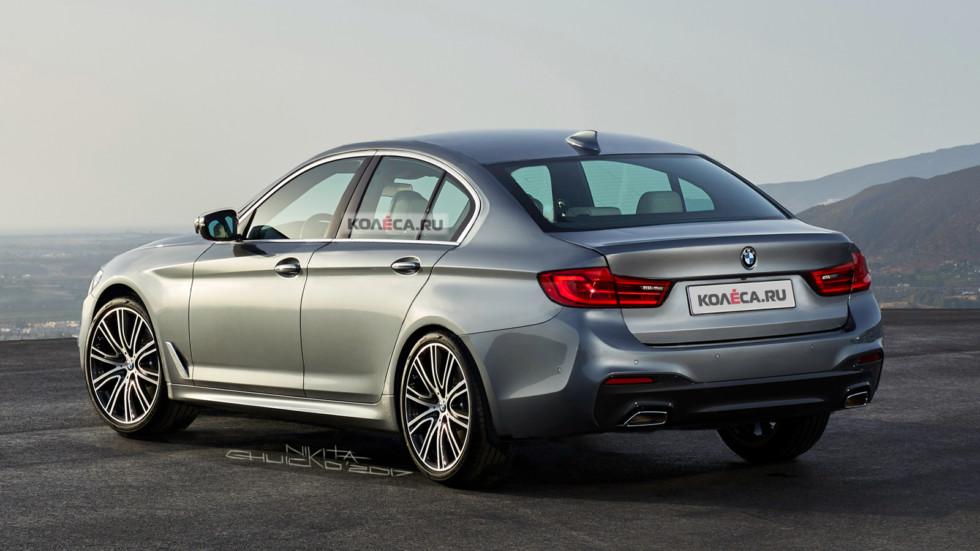 BMW 3-series rear1