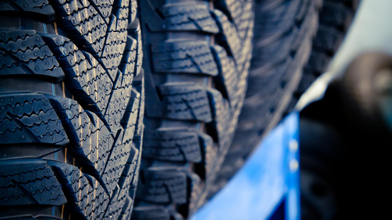 Tyre close