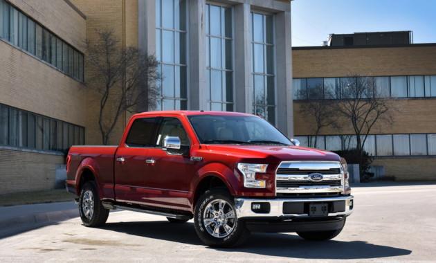 1,3 млн пикапов Форд будет отозвано всша