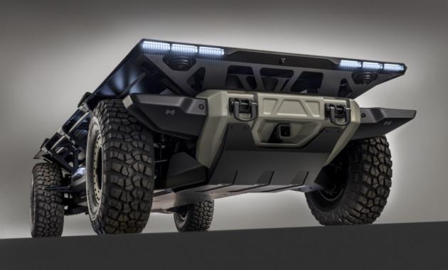 Водородный беспилотник для армии и нетолько лишь. Очередная разработка дженерал моторс