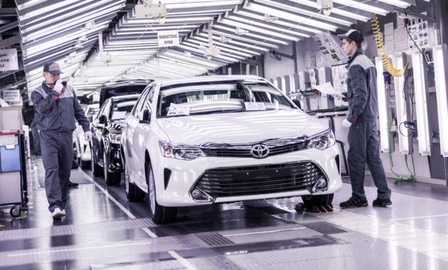 РФ в текущем 2017-ом году может экспортировать авто практически на $3 млрд