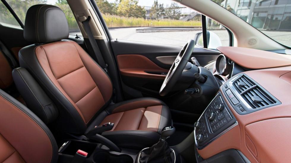 Opel Mokka Interior