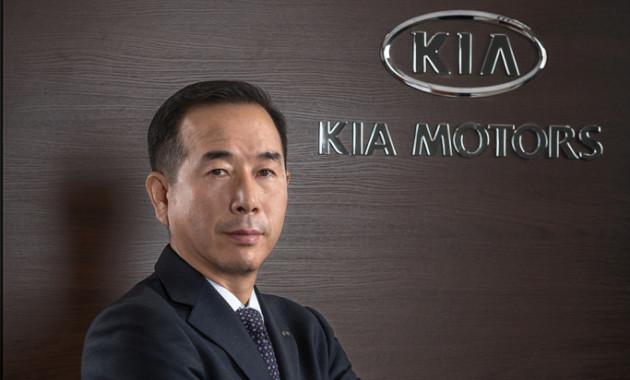 Компания «Kia Motors Rus» получила нового президента